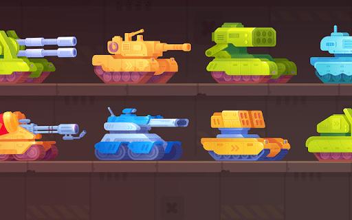 Tank Stars 1.5.2 screenshots 11