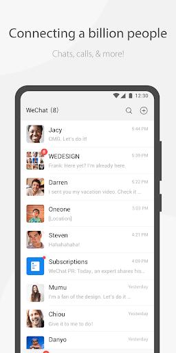 WeChat 7.0.17 screenshots 1