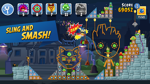 Angry Birds Friends 9.7.2 screenshots 20