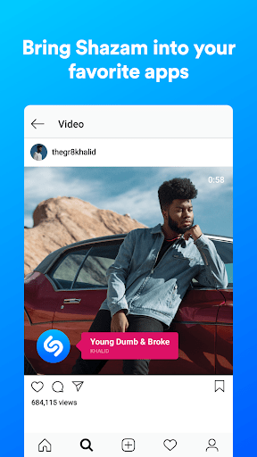 Shazam Discover songs amp lyrics in seconds screenshots 5