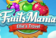 Fruits Mania: Elly's travel – Money/banner removed/No ads Mod