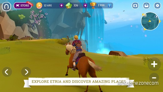 Horse Adventure – Infinite Stamina Mod