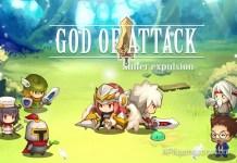 God of Attack Infinite Auto/+100 Gem Mod