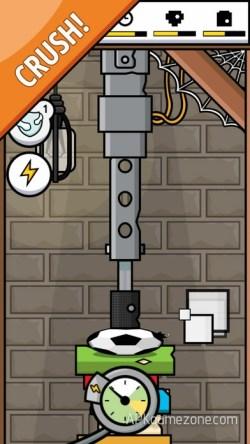Hydraulic Press Pocket Money Mod