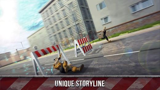 Parkour Simulator 3D APK MOD