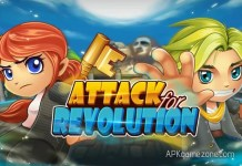 Attack for Revolution APK Mod