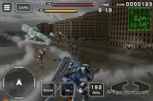 Destroy Gunners Sigma apk mod