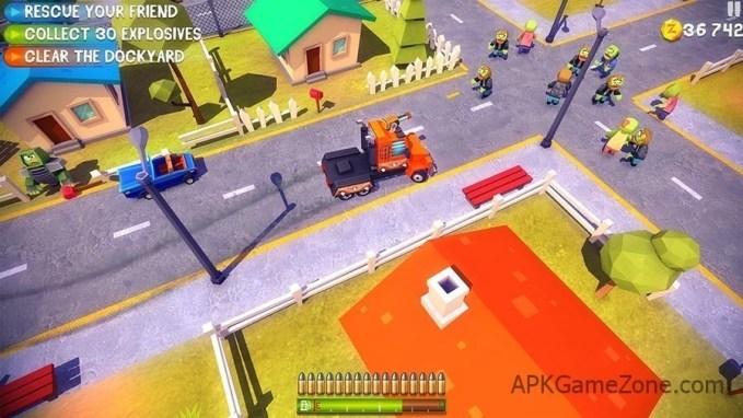 Dead Venture: Zombie Survival APK Mod