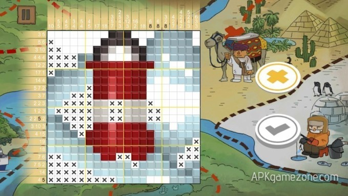 Picross Survival APK Mod