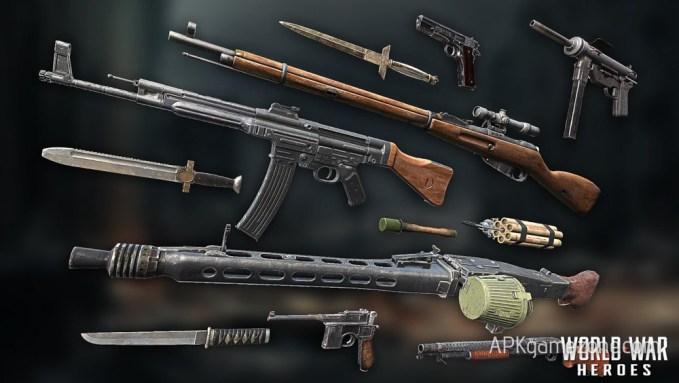 World War Heroes APK Mod