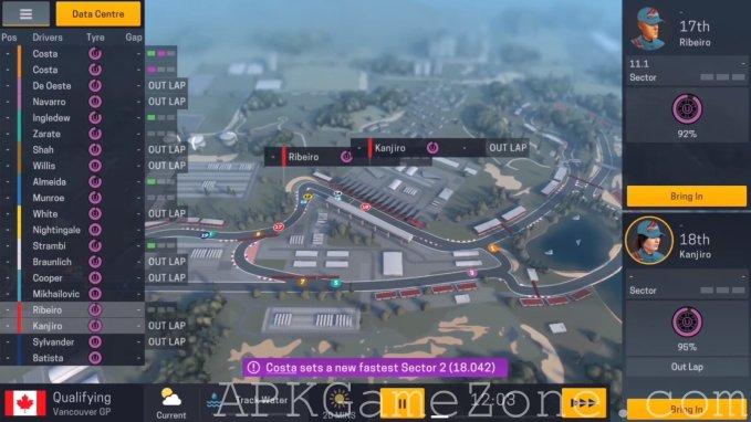 Motorsport Manager Mobile 2 APK Mod