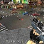 Sniper Shoot Fire War APK Mod