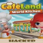 Cafeland World Kitchen APK Mod