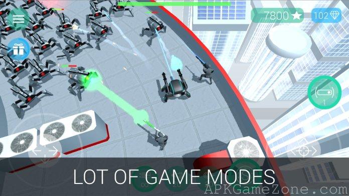 CyberSphere Online APK Mod