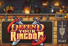 Defend Your Kingdom APK Mod