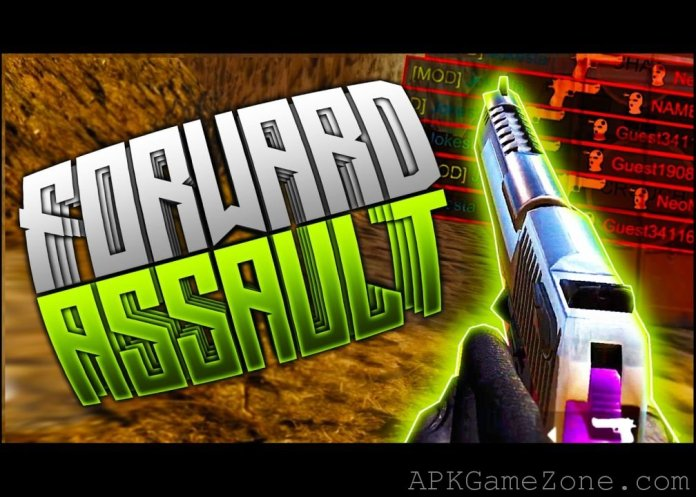 Forward Assault APK Mod