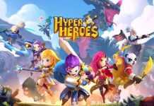Hyper Heroes Marble-Like RPG APK Mod