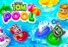Talking Tom Pool APK Mod