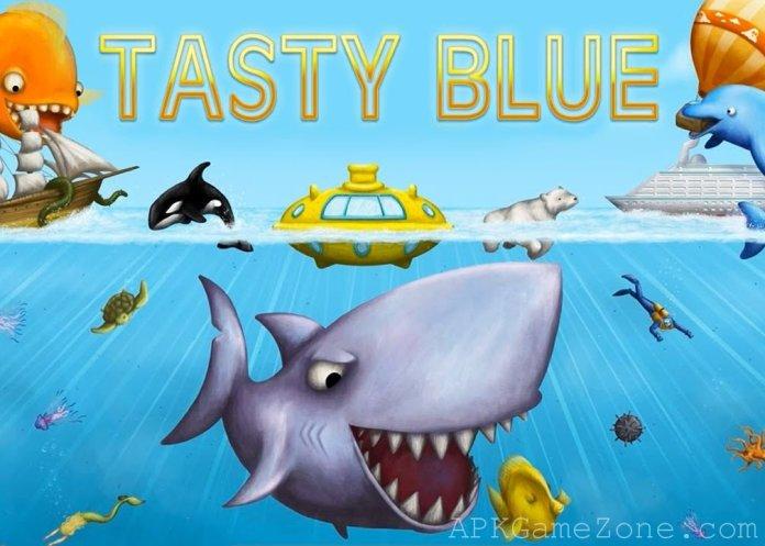 Tasty Blue APK Mod