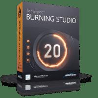 Ashampoo Burning Studio v20.0.4.1 Crack [Latest]