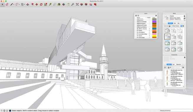 SketchUp Pro 2020 v19.3.255 Full Crack (Win/Mac) [Latest]