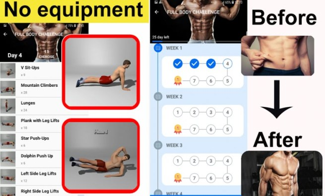 Home Workouts Gym Pro v6 5 Cracked APK [Latest] ~ APKGOD