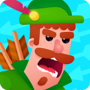 Bowmasters mod apk all character unlocked
