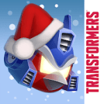 Angry Birds Transformers V 2.8.1 MOD APK + DATA