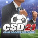 Club Soccer Director 2021 Soccer Club Manager V 1.5.3 MOD APK
