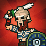 Gladihoppers Gladiator Battle Simulator V 2.2.0 MOD APK
