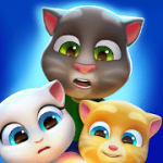 My Talking Tom Friends V 1.3.1.2 MOD APK