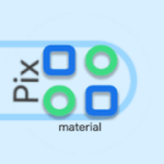 Pix Material Icon Pack V 4.1 APK Patched