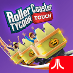 RollerCoaster Tycoon Touch Build your Theme Park V 3.14.6 MOD APK + DATA