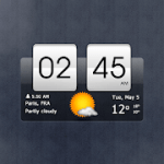 Sense Flip Clock & Weather Premium V 5.82.4 APK