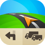 Sygic Truck GPS Navigation & Maps V 20.5.2 APK Unlocked Mod