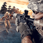 ZOMBIE Beyond Terror FPS Survival Shooting Games V 1.80.0 MOD APK