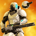CyberSphere TPS Online Action Shooting Game V 1.96 MOD APK