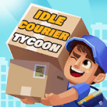 Idle Courier Tycoon 3D Business Manager V 1.9.1 MOD APK