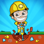 Idle Miner Tycoon Mine Manager Simulator V 3.25.1 MOD APK