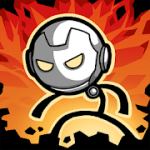 HERO WARS Super Stickman Defense 1.0.7 MOD APK