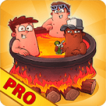 Idle Heroes of Hell Clicker & Simulator Pro v 1.7.4 Mod APK