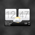Sense V2 Flip Clock & Weather Premium V 5.70.0.4 APK