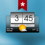 3D Flip Clock & Weather Ad-free V 5.76.1.3 APK Paid