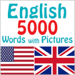English 5000 Words with Pictures PRO V 20.6 APK