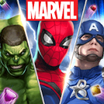 MARVEL Puzzle Quest Join the Super Hero Battle V 202.528383 MOD APK