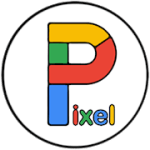 Pixel Carbon Icon Pack V 1.3 APK Patched