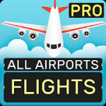 Flight Information Pro Arrivals & Departures V 5.0.2.1 APK Paid