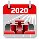 Racing Calendar 2020 No Ads V 3.1 APK
