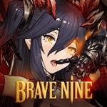 Brave Nine Tactical RPG V 1.58.9 MOD APK
