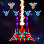 Galaxy Attack Alien Shooter V 26.9 MOD APK